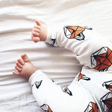Just Call Me Fox Leggings, Tobias & the Bear - BubbleChops LLC