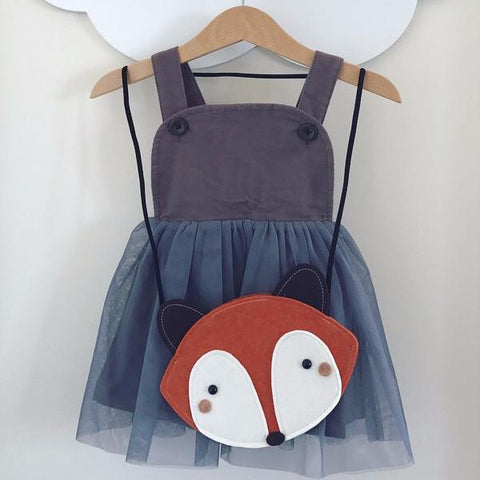 Lala - Patti Pinafore Dress