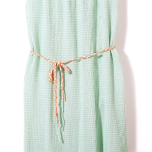 Daydream Dress (Mint), Knit Planet - BubbleChops LLC