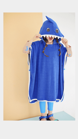 Ae Hem - Rabbit Towel Beach Poncho