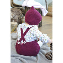 Cashmere Hand Knitted Romper, Olivier Baby & Kids - BubbleChops LLC