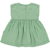 Poudre Organic - Hibiscus Dress in Green Jade, Poudre Organic - BubbleChops LLC