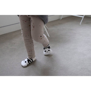 Panda socks (Set of 3), Mini Dressing - BubbleChops LLC