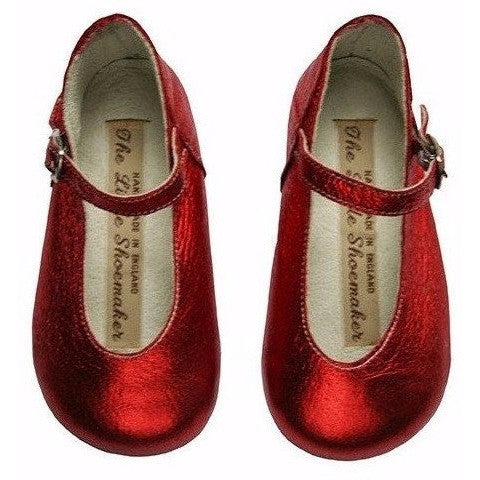 Handmade Mary Janes, The Little Shoemaker - BubbleChops LLC