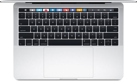 Touchbar of macbook 2018