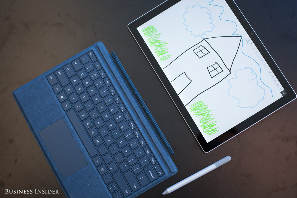 New Microsoft Surface Pro 2017 Review and Price in