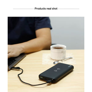iDmix Power Mint 18000(Q20-PD) Specially Designed For MacBook & wireless Fast charging - Custom Mac BD