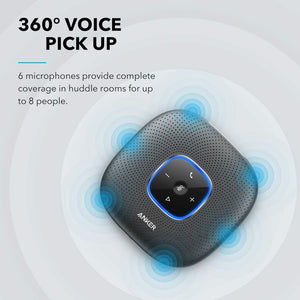 Anker PowerConf Bluetooth Speakerphone (4936921120831)