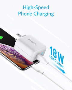 Anker 18w Power Delivery USB C Charger - Custom Mac BD