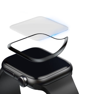 Baseus 0.2mm Full-screen curved soft screen protector film for Apple Watch 4 and 5 40mm/ 44mm