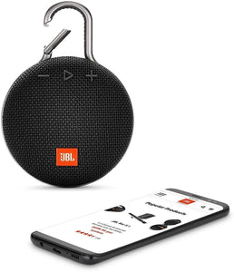 JBL CLIP 3 Portable Bluetooth speaker (6542185070655)