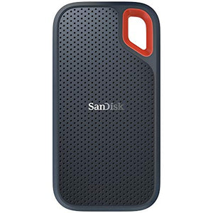 Sandisk Extreme® Portable SSD, 500GB - Custom Mac BD