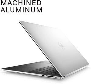 PRE-ORDER New Dell XPS 15 9500 15.6 inch FHD Laptop (Silver) Intel® Core™ i5-10300H 10th Gen, 8GB DDR4 RAM, 512GB SSD, Nvidia GTX 1650 Ti with 4GB GDDR6, Window 10 Home