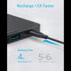 Anker PowerCore II Slim 10000 Ultra Slim Power Bank, Upgraded PowerIQ 2.0 (up to 18W Output), Fast Charging - Custom Mac BD