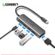 Ugreen USB C Hub USB-c To 3.0 Hub Hdmi Thunderbolt 3 Adapter - Custom Mac BD