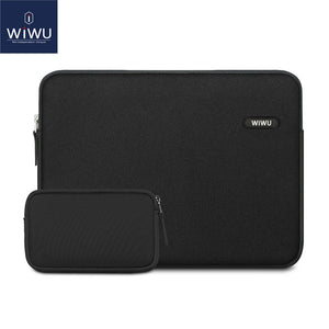 "Wiwu Classic Sleeve For 13"" Apple MacBook/laptop Waterproof Laptop Bag - Custom Mac BD"