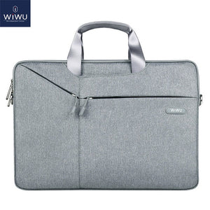 Wiwu City Commuter Bag - Waterproof Laptop Sleeve - Custom Mac BD