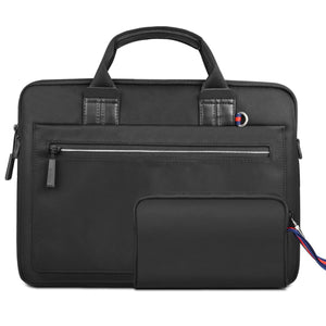 WIWU Athena Portable Slim Laptop Bag for 13/14-inch Laptop - Black