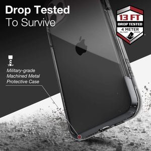 Defense iPhone Case Air Smoke for iPhone 11 Pro and iPhone 11 Pro Max