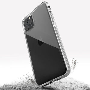 Defense iPhone Case Clear for iPhone 11 Pro and iPhone 11 Pro Max