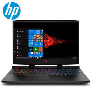"HP OMEN 15 15.6"" FHD IPS 240Hz Gaming Laptop Shadow Black ( I7-9750H, 16GB, 1TB HDD+256GB, RTX 2070 8GB, W10H ) - Custom Mac BD"