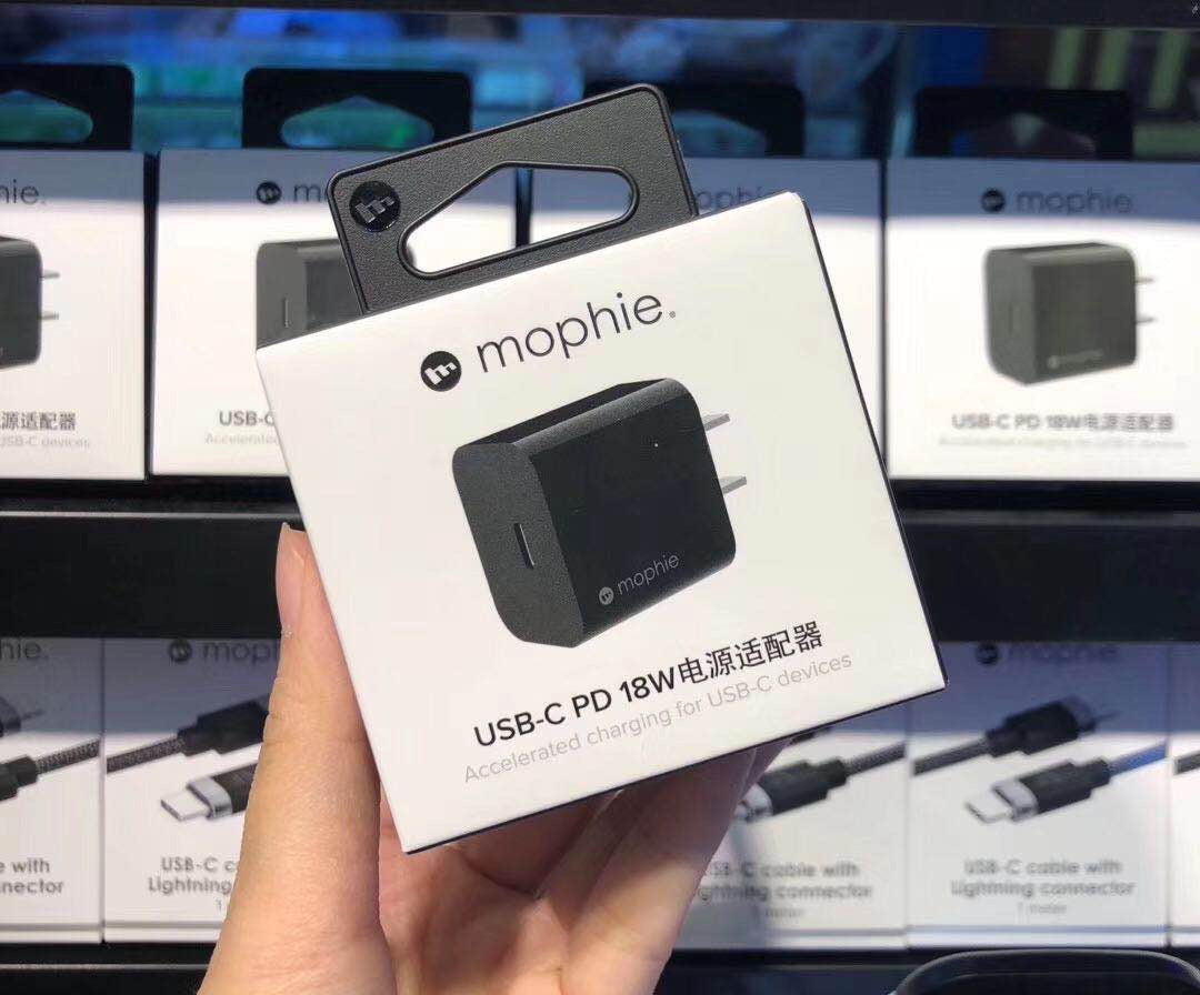 Mophie Usb C 18w Wall Adapter Black Custom Mac Bd Shop mophie for these popular devices & categories. mophie usb c 18w wall adapter black