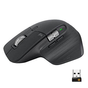 Logitech MX Master 3 Advanced Wireless Mouse - Custom Mac BD (4545363083327)