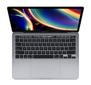 NEW Apple Macbook Pro 13 Inch Laptop 2020 Model (1.4GHz quad‑core 8th‑generation Intel Core i5, 8GB, 512GB SSD) - Custom Mac BD (4600759124031)