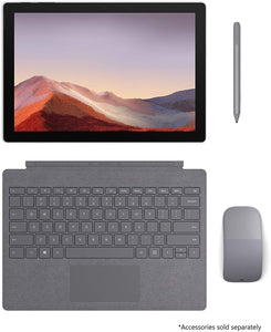 Microsoft Surface Pro 7 Grey (Quad-Core Intel Core i7 10th Gen, 16GB RAM, 1TB SSD) - Custom Mac BD