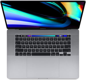 NEW Apple Macbook Pro 16 Inch Laptop 2019 Model (2.3 GHz, 8 core, i9, 16GB, 1TB SSD, AMD Radeon Pro 5500M Graphics) - Custom Mac BD