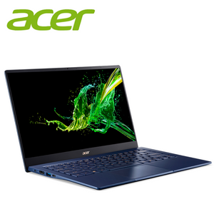 "PRE-ORDER Acer Swift 5 SF514-54T-70AA 14"" FHD IPS Touch Laptop Charcoal Blue ( I7-1065G7, 16GB, 512GB SSD, Intel, W10 ) - Custom Mac BD"