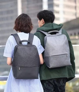 Xiaomi 90 > Anti-Splashing City  Traveller Laptop Backpack 650d Oxford cloth fashion bag - Custom Mac BD