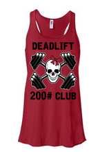 Deadlift Club 200# [black print]