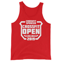 Unisex  Tank Top - OPEN 2019 [OPEN] *more color options*