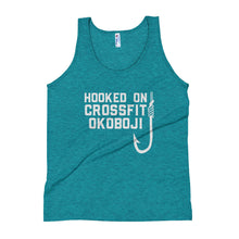 Hooked on CrossFit Okoboji - Unisex Tank Top