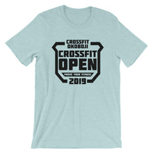 Short-Sleeve Unisex T-Shirt - OPEN 2019 [OPEN] *more color options*