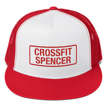 CrossFit Spencer Trucker Cap [various colors]