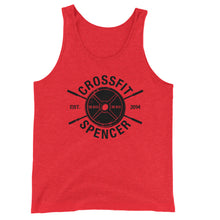 Barbells - Unisex  Tank Top [various colors]