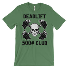 Deadlift Club 500# [black print]