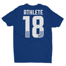 The Open 18 - Short Sleeve T-shirt [ATHLETE ON BACK]