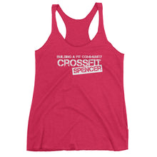 CrossFit Spencer [original logo] Tank - Various Colors
