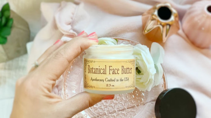 Botanical Face Butter Review From The Darling Dahlia