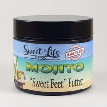 "Organic ""Sweet Feet"" Butter  