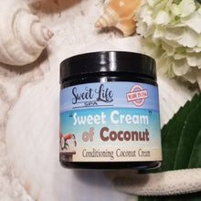 "Organic ""Sweet Cream"" of Coconut 