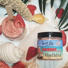 Strawberry Slush Scrub | Sweet Life Spa