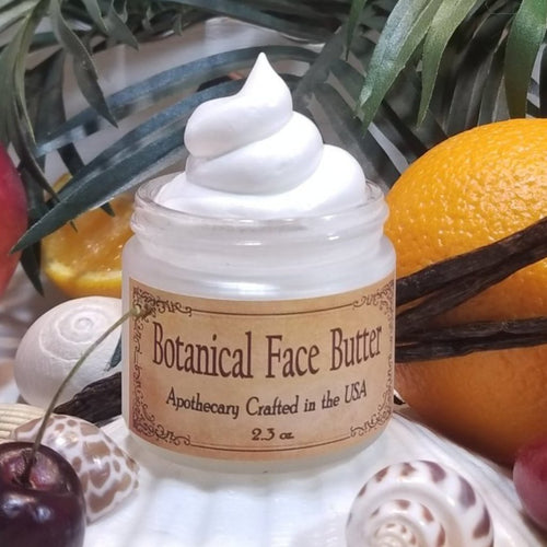 Botanical Face Butter | Sweet Life Spa