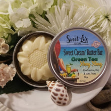 Green Tea Ylang-ylang Sweet Cream Butter Bar | Sweet Life Spa
