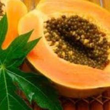 Organic Papaya Leaf & Oil | Sweet Life Spa