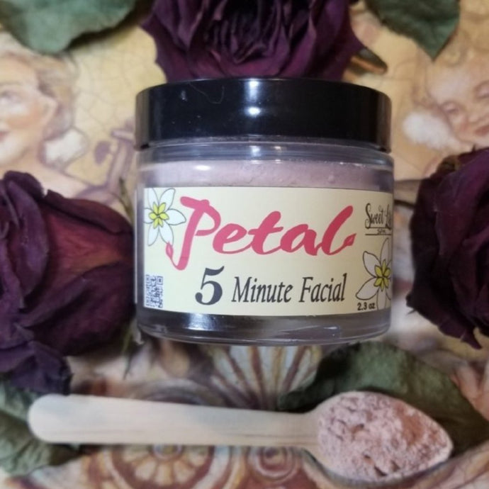 Petal 5 Minute Facial | Sweet Life Spa