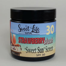 "Organic ""Sweet Sun"" Screen 30 SPF 